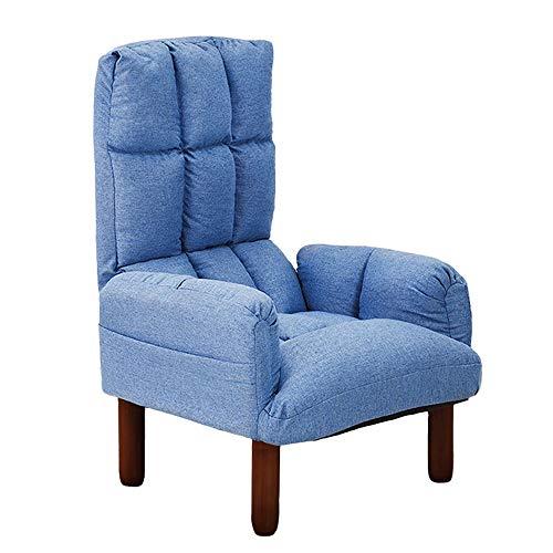 Fgdfgdfeegvd divano sedia reclinabile divano regolabile a 13 velocità chaise divani pieghevoli in cotone e lino pieghevole rimovibile e lavabile singolo per allattamento al seno piccolo appartamento