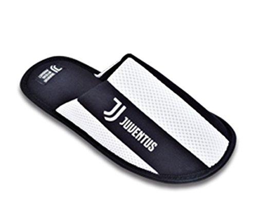 Juventus calcio ciabatte pantofole da casa tifosi juventini ps 08416-44/45