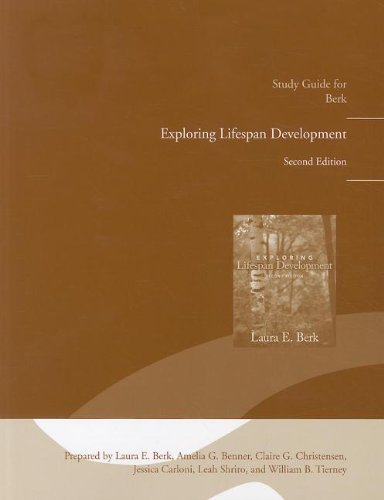 Study Guide for Exploring Lifespan Development