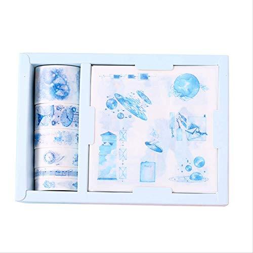 Mengzhong 41 adesivi cartoon adesivi emoji per cellulare adesivi valigia carta per computer