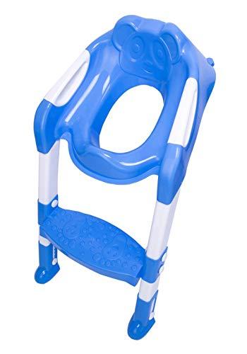 DoubleBlack Scaletta Riduttore per WC Bambino