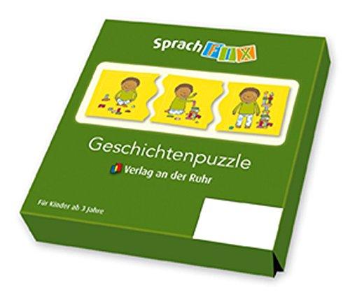Geschichtenpuzzle Set 2 Sprachfix