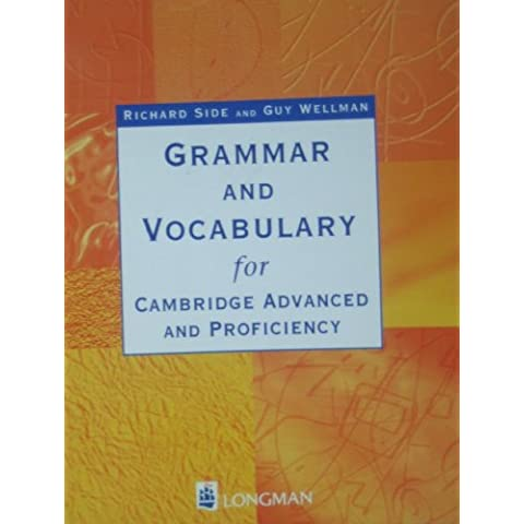 Grammar and Vocabulary for Cae and Cpe: Without Key (GRVO)