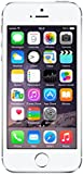 Apple iPhone 5s Silver 16GB (UK Version) SIM-Free Smartphone