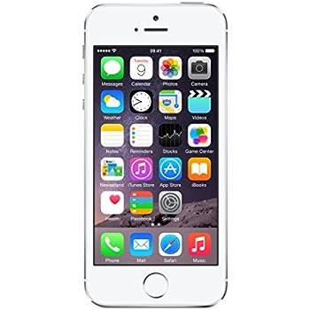 19cbf7995198d8 Apple iPhone 5s Silver 32GB SIM-Free Smartphone: Amazon.co.uk ...