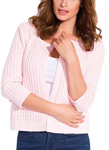 Amourelle - Chaqueta de traje - para mujer rosa 36