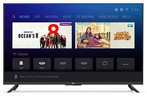 Mi LED TV 4A PRO 123.2 cm (49) Full HD Android TV (Black)