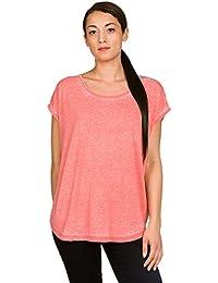 Volcom Simply Solid Top Orange T-shirt