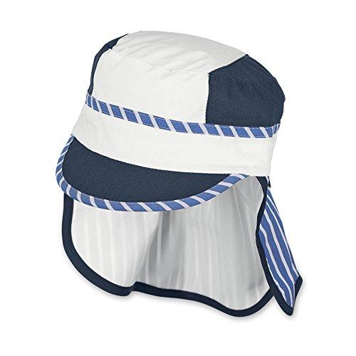 Sterntaler Schirmmütze für Jungen mit Nackenschutz und unterschiedlichem...