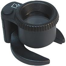 Carson SensorMag - Lupa para limpieza del sensor de cámaras fotográficas con iluminación LED, 4.5x