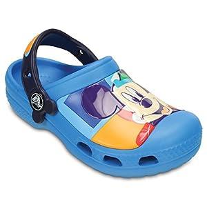 Crocs CC Disney Mickey Colorblock Clog K Unisex Kids Slip on