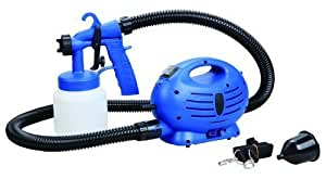Everything Imported 4In1-Paint Electric Portable Spray Painting Machine (Blue)