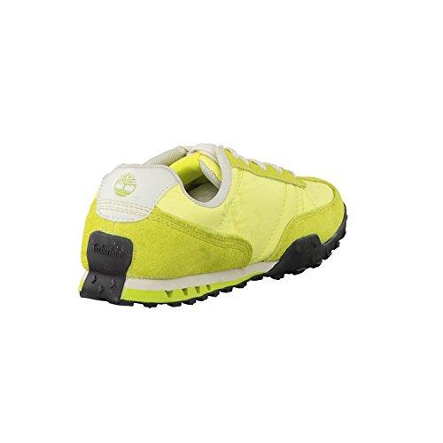 Timberland EK Greeley Low, Sneaker Basse Donna Lime
