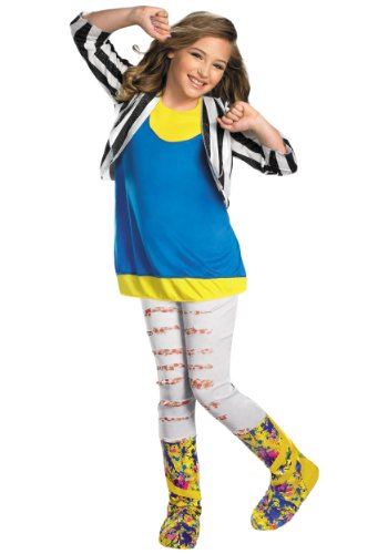 Disguise Disney Shake It Up Cece Deluxe Tween Costume, 10-12
