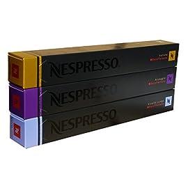 Nespresso Decaffeinato Variety, 30 Capsules