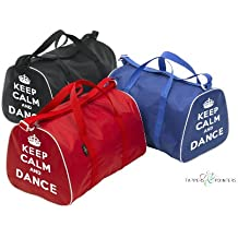 Tappers y referencias Keep Calm and Dance bolsa de deporte