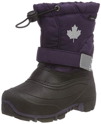 Canadians Mädchen 467 185 Schneestiefel, Violett (Lilac 884), 24 EU