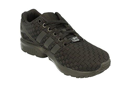adidas B34468_Originals, Chaussures de Gymnastique Femme Black White B34005