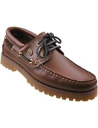 Dockers , Chaussures bateau pour homme - Marron - Neutre, 44 EU