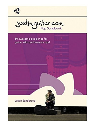 The Justinguitar.com Pop Songbook: Songbook für Gitarre Pop-tabelle