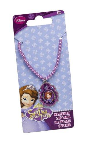 ney Sofia Halskette mit Perlen und Anhänger, 7.5 x 1 x 14 cm (Sofia Halskette)