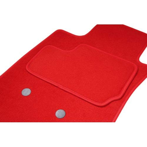 Tapis LOGAN 1 MCV Break 7 Places, 2 Avants ROUGE, du 08.05 au 08.13 sur mesure. Gamme Tapis ETILE