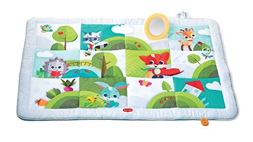 *Tiny Love Super Mat Baby-Krabbeldecke/Spieldecke ab der Geburt, XL, mehrfarbig*