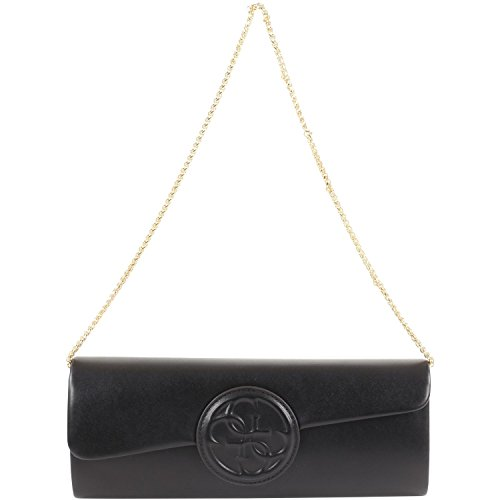 GUESS Amy Clutch, Cartable pour Femme Taupe