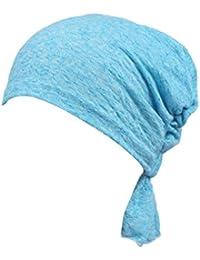 Vovotrade ❀Mode Femmes Cancer Chemo Chapeau Bonnet écharpe Turban Head Wrap Casquettes Bonnet
