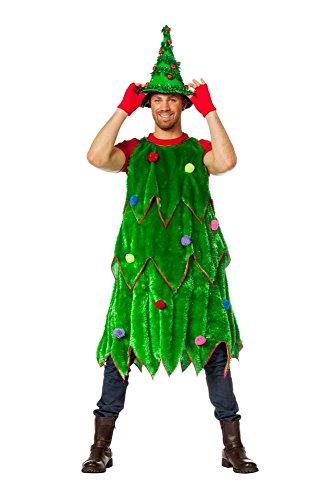 �m Weihnachtsbaum Karneval Fasching Weihnachten Gr.46 ()