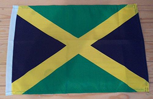 Bandiera giamaicana,lunghezza 45cm x larghezza 30cm
