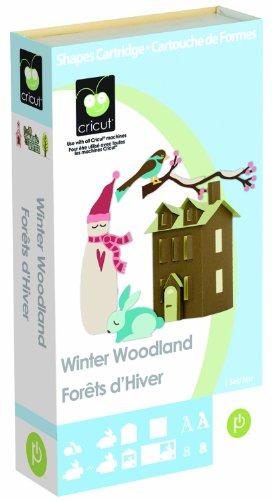 Winter Cricut Cartridge (Unbekannt Cricut Everyday Künstlerbedarf Bastelset Winterwunderland)