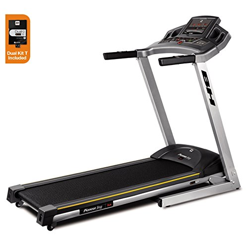 Bh Fitness – Tapis roulant Pioneer Jog Dual + Dual Kit T