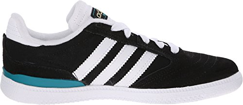 Adidas Busenitz J Skate Shoe (11.5) Black/White/EQT Green