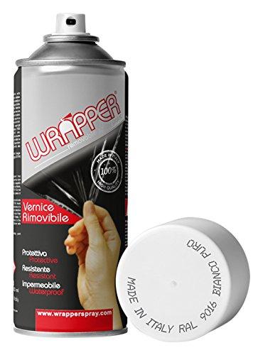 WRAPPER BIANCO OPACO ML 400