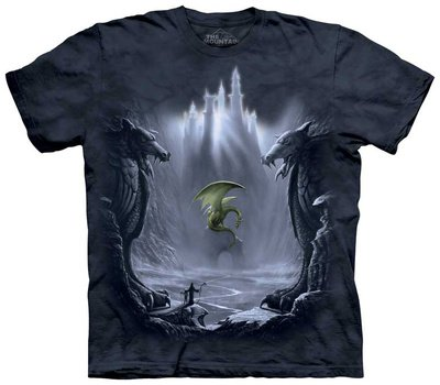 "The Mountain T-shirt ""iprite Valley"""