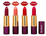 #6: in Four Different Color Lipstick Combo 5117