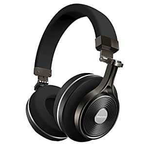 Bluedio T3 (Turbine 3rd) Wireless Bluetooth 4.1 Stereo Headphones (Black)