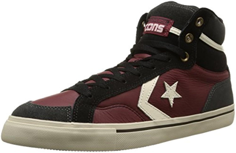 Converse Pro Blaze Hi Leather/Suede Herren Gymnastikschuhe