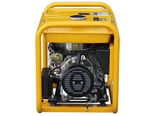 Rotek Diesel Stromerzeuger GD4-3-6000-EBZ - 6