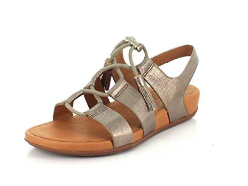 Fitflop Sandalo Di Lacci In Iam_purepoison Bronzo Bronze