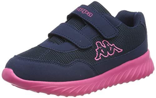 Kappa Unisex-Kinder Cracker II Bc K Sneaker, Blau (Navy 260687k-6722), 31 EU