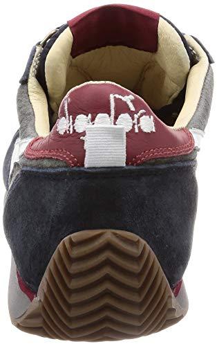 ... Diadora Sneaker Equipe S SW 18 201.173900 Castle Rock Tibetan Red  Taglia 43 - Colore ... df7a1beb28a