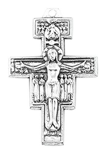 StealStreet Italienisches San Damiano Kruzifix