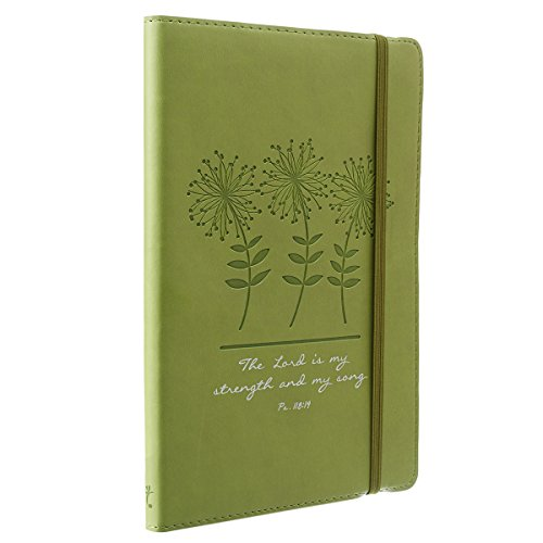 Journal - Lux-Leather - Green