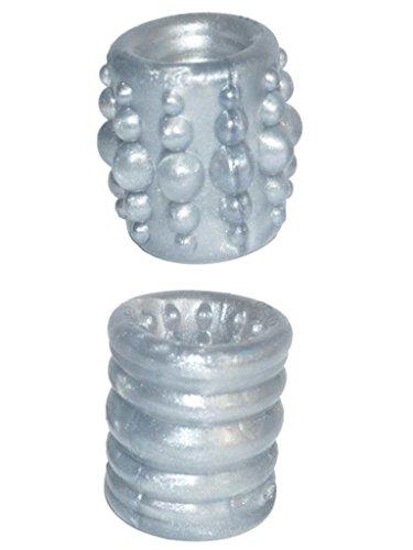Oxballs Slug 1 Ball Stretcher 54 mm Silver