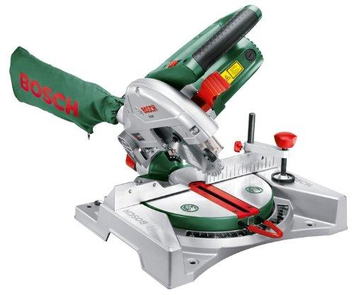 Bosch PCM 7 HomeSeries Kapp- und Gehrungssäge (1.100 W) - 2
