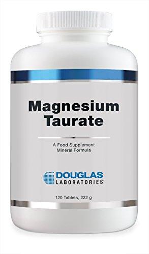 Magnesium Taurate - 120 tabs