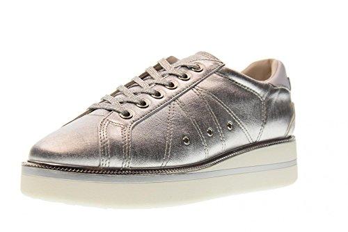 Lumberjack Chaussures Femme Bas Sneakers Skyler SW43505-001 Silver