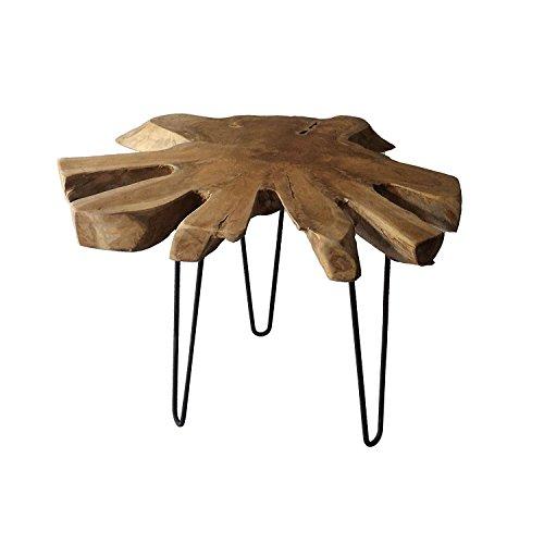 Decomob Table Basse en Teck